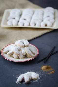 Rezept, Kekse, Backen, Weihnachten, Advent, Keksdose, Vanillekipferl, Zimt