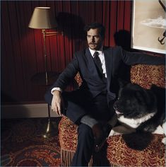 Justice League actor Henry Cavill stars in a photo shoot for The Rake.