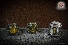 ¡Nuevos Anillos para Hombre! ¿Te gustó?  Visita nuestra página web: http://barbosajewelry.com/ Visita nuestra página en Facebook: https://www.facebook.com/Barbosacollection?ref=aymt_homepage_panel