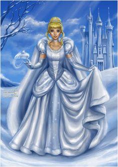 Cinderella - Cinderella Fan Art (32398522) - Fanpop