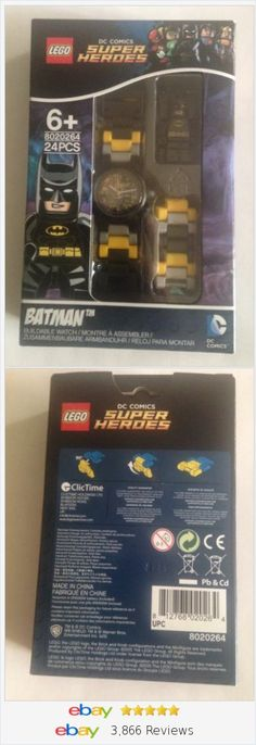 Lego DC Batman Watch  | eBay #lego #batman #comics #dc