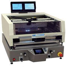 PB2300 Semi-Automatic Stencil Printer Fully-Programmable Semi-Automatic Stencil Printer w/ Vision Assist Alignment