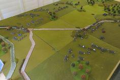 The Battle of Klyastitsy 30th July1812 #15mm #BattleReport #Wargaming