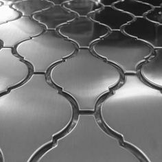 shop discount stainless steel arabesque tile, Browse our beautiful collection of stainless steel tile