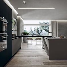 We can help you create a place you want to linger with family and friends. #arrital #kitchen #madeinItaly #cucina #interiors #inspiration #interiordesign #interiorluxury #design #inspiration #home #great #love #pureinteriorsAU #pureconcept #pureconceptAU #exclusivetoPureInteriorsAU
