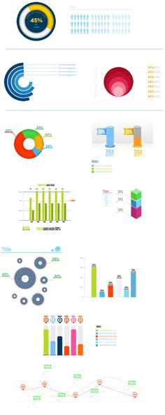 Infographic PSD Templates - Freebies - Fribly
