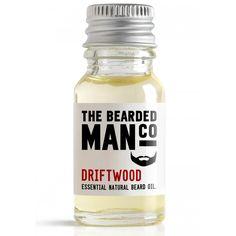 Driftwood Beard Oil 10ml