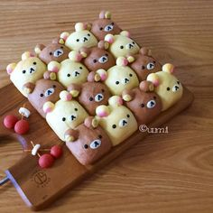 ❤ Japan Candy Box ❤ The Sweetest Monthly Japanese Candy Subscription Box ❤ Japanese Bread, Japanese Snacks, Japanese Candy, Japanese Sweets, Cute Food, Yummy Food, Kawaii Bento, Bread Shaping, Bread Art