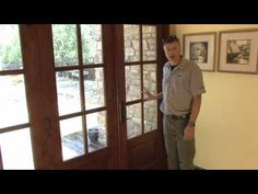 Slick Bi-Folding French Doors Demo 13126607 Barn Doors Not Just For Barns Anymore Door Design, House Design, Arch Doorway, Build Something, Open Concept Kitchen, Home Additions, Patio Doors, Living Room Kitchen, French Doors