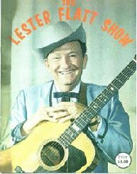 Lester Flatt—one of the reasons bluegrass music is successful today There are few guitarist/lead singers who are better known in bluegrass music than Lester Raymond Flatt—probably none. His long career with Earl Scruggs and earlier with Bill Monroe made him a legend. And his strong rhythm guitar playing helped make bluegrass music the identifiable entity that it is.