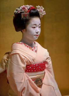 市奈菜(Ichinana) 先斗町 舞妓(Maiko) KYOTO, JAPAN