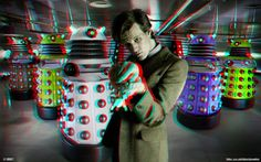 3D Picture of the Day: Doctor Who
