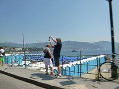 Macchina, Portofino→Camogli, Italia (Luglio)
