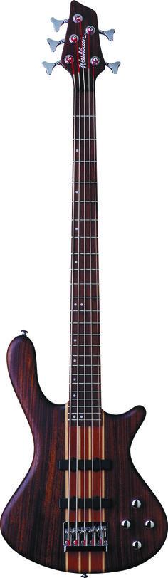 Washburn Hammerhead 5 String Bass Guitar