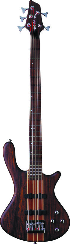 Washburn Hammerhead 5 String Bass Guitar