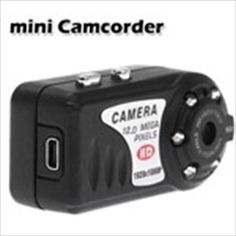 12MP Infrared Super-mini 1080P HD Camera Night Vision Camcorder Security Monitor with TF Slot