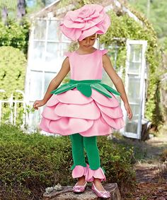 chasing fireflies Rose Dress - Toddler & Girls | zulily