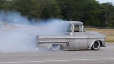1958 Chevy Apache Twin Turbos