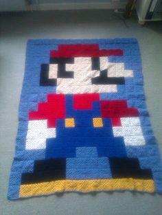Super Mario Afghan