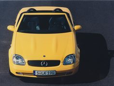 Mercedes-Benz SLK (Foto A 96 F 1286)
