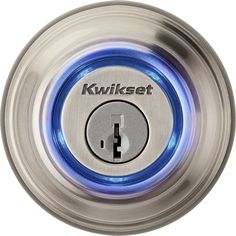 Kwikset Kevo Touch-to-Open Bluetooth Key and Electronic Smart Door Lock (2nd Gen) Gray 99250-202 - Best Buy