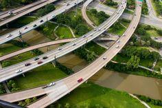 Buffalo Bayou Promenade by SWA-01-William-Tatham_epi « Landscape Architecture Works   Landezine