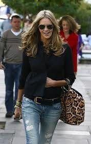 Elle Macphersonn - Animal print bag www.sophia.pt #Sophiahandbags #carteiras_sophia #malas #carteiras #SOPHIA