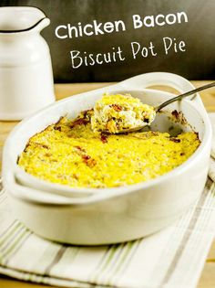 Instead of cauliflower, I'll try the low carb biscuit recipe for the topping instead