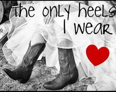 OMG YES SO TRUE!!!! :) Very rarely do you ever catch me without my boots! <3 (unless I got the loggin boots on)