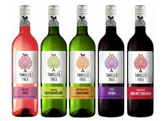 Tangled Tree Wines From August 2012 on also available in Holland at Wijnkoperij van de Lageweg ! Chocolate Roses, Tangled, Wines, Van, Holland, Bottles, Spring, Products, The Nederlands
