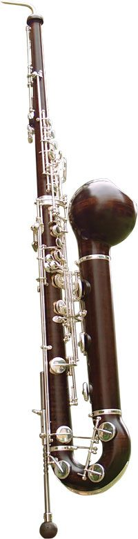 Lupophone-The New Bass Oboe.  Made by Guntram Wolf Holzblas....Very Cool!
