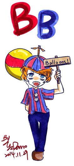 fnaf 2 balloon boy by itsjasie on deviantart five