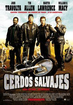 2007 - Cerdos salvajes - Wild Hogs - tt0486946