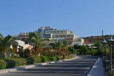 Kipriotis Panorama Hotel & Suites, our accommodation for the week, Kos