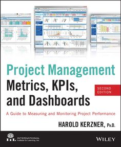 Project management metrics, kpis and dashboards