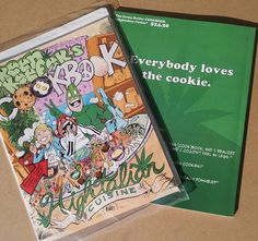 The Green Reefer's Cookbook
