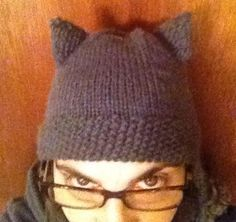 Official Kittyville Hat - via @Craftsy
