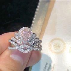 SARITA (GIA FGA MSc BA) (@sarita_jewellery) on Instagram: Diamond of the day #PinkDiamond #SARITA