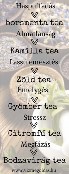 Egészséges tanácsok - milyen teát igyál, ha rosszul érzed magad Model Diet, Health Eating, Massage Therapy, Superfoods, Food Hacks, Helpful Hints, Health Tips, Healthy Lifestyle, Life Hacks