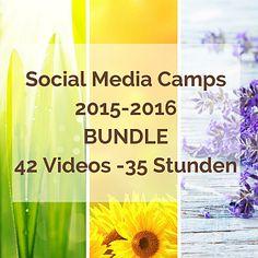 Review: Social Media Camp 2016: Wenn du spannende Themen verpasst hast, dann kannst du dir diese jetzt als Videos anschauen.