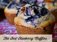 See Brooke Cook: The Best Blueberry Muffins