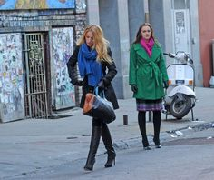 Pin for Later: 64 Times Blake Lively Gave Us Major Outfit Envy on Gossip Girl City Slicker