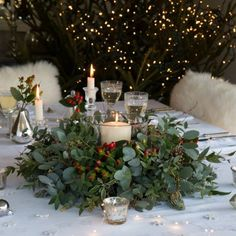 ✔ Christmas Centerpieces For Table Wreath Christmas Flower Arrangements, Christmas Table Centerpieces, Christmas Lanterns, Christmas Flowers, Christmas Table Settings, Christmas Tablescapes, Christmas Wedding, Wedding Centerpieces, Christmas Decorations