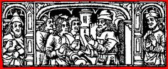 These can really help your medieval paperwork look more presentable - Medieval Woodcuts Clipart Collection