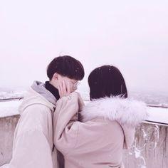Ulzzang Couple, Ulzzang Boy, Relationship Pictures, Relationship Goals, Short Girl, Korean Couple, Avatar Couple, Fashion Couple, Cute Couples
