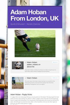 Adam Hoban From London, UK