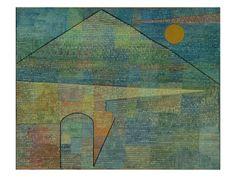 Ad Parnassum by Paul Klee