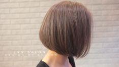 🗣趁年輕就是要來點不一樣的嘗試與挑戰👍 ⭕️質感與流行兼具的秋冬新色 / 質木灰  🗣底色需事先漂色處理 搭配OLAPLEX 還原結構保養👍 漂色後仍保持頭髮彈性與光澤💯