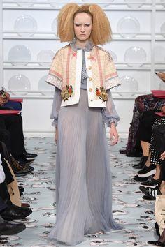 Schiaparelli Haute couture Spring/Summer 2016 Fashion Show