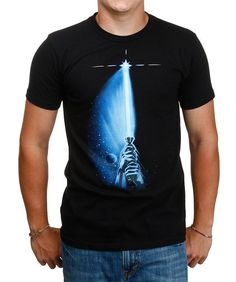 Blue Lightsaber t-shirt